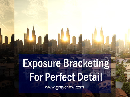 Exposure Bracketing For Perfect Details