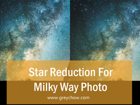 Star reduction for astrography