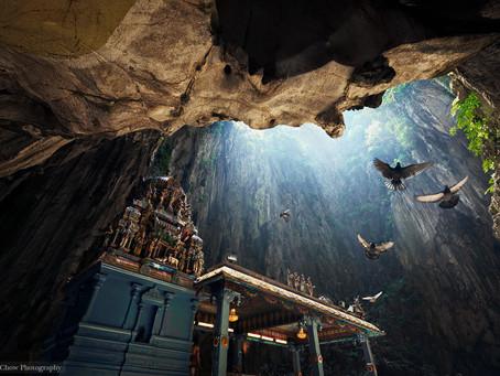 Batu Cave – The Before & After