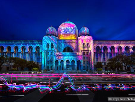 Putrajaya Light Festival