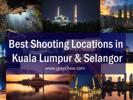 Best Shooting Locations In Kuala Lumpur & Selangor