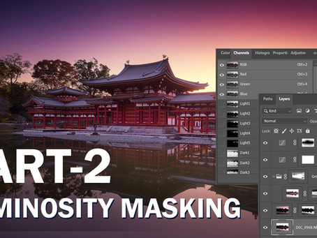 How to edit photos using Luminosity Masking