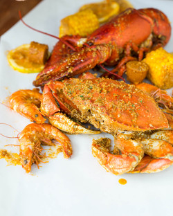 The Boiler SG - Dungeness Crab