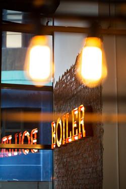 The Boiler SG - Interior