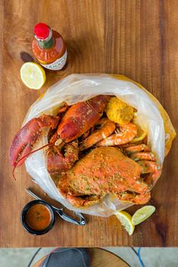 The Boiler SG - Seafood