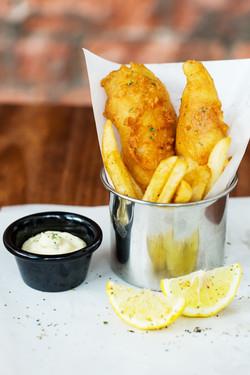The Boiler SG - Fish & Chips