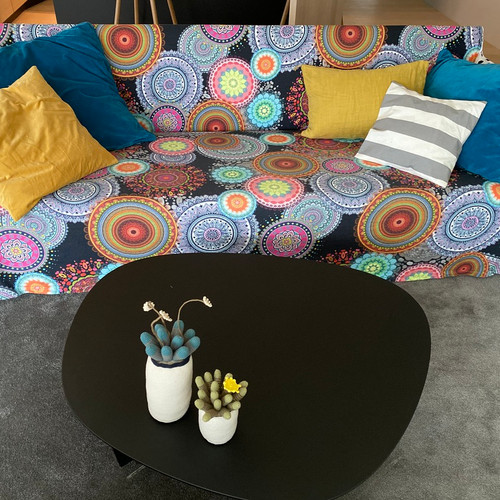 .. neuer Bezug für Gervasoni Sofa