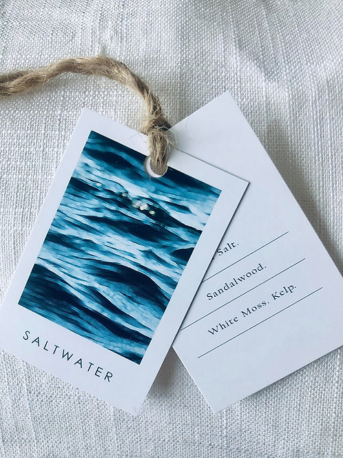Saltwater Signature Candle