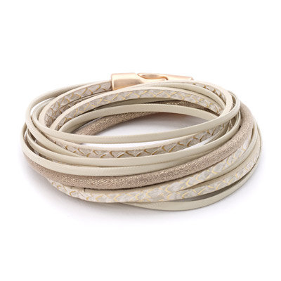 St. Tropez Collection Sandy Wrap Bracelet