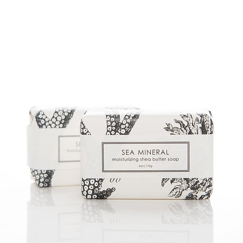 Sea Mineral Bar Soap