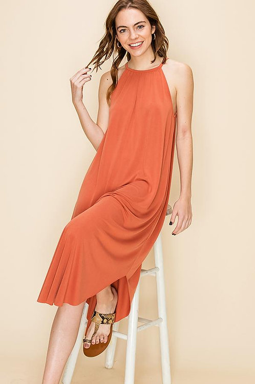 Montauk Lounge Tank Dress I Terra