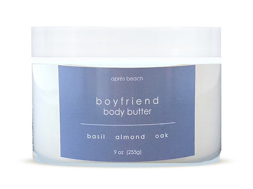 Boyfriend Body Butter