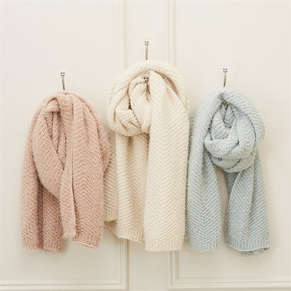 Luxe Plush Scarf