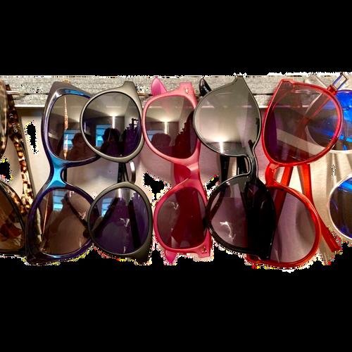 Sonnebrillen organisiert!