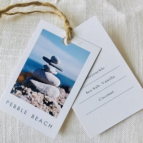 Pebble Beach Candle