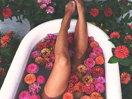 Turn Your Tub Into A Sanctuary
