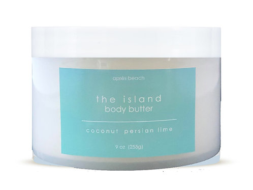 The Island Body Butter