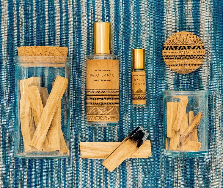 palo santo collection