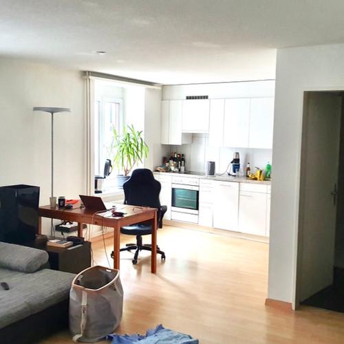Studio Wohnung in Zürich