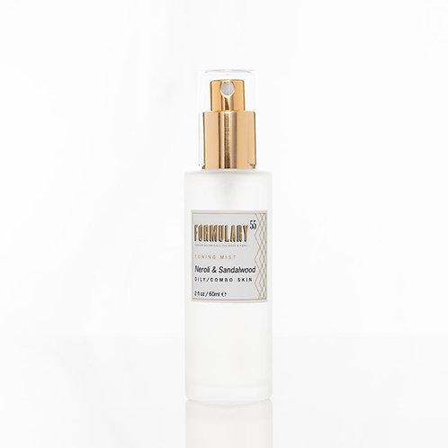 Neroli + Sandalwood Toning Facial Mist