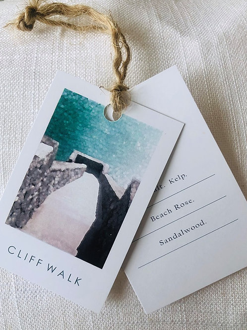 Cliff Walk Candle