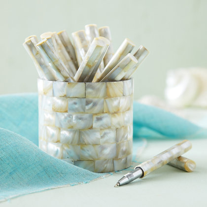 Mother of Pearl Pens