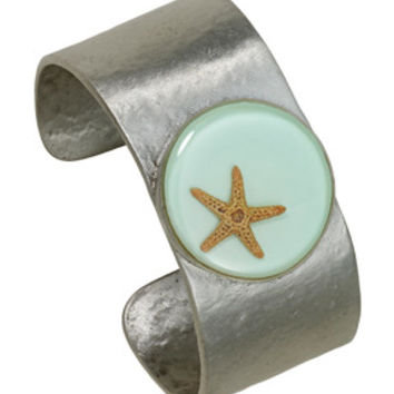 Medium Natural Starfish Cuff