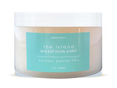 The Island Sea Salt Body Polish