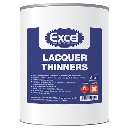 Lacquer Thinners