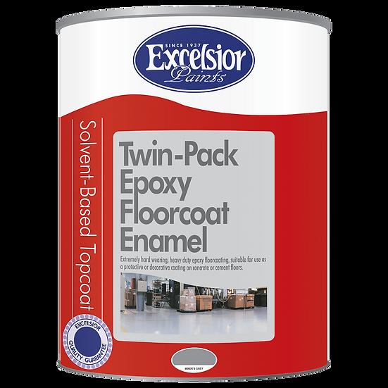 Twin-Pack Epoxy Floorcoat Enamel