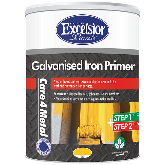 Care-4-Metal Galvanised Iron Primer