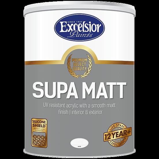 Premium Supa Matt Acrylic