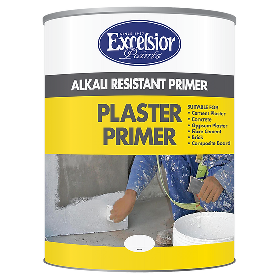 Alkali Resistant Plaster Primer