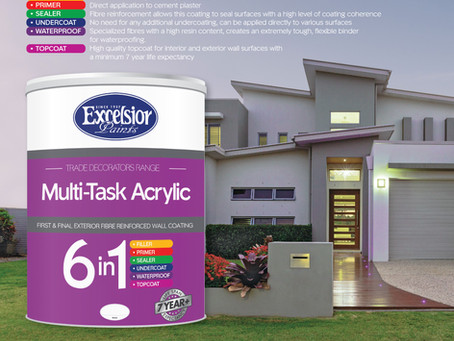 Excelsior Launches a New Clever Coating