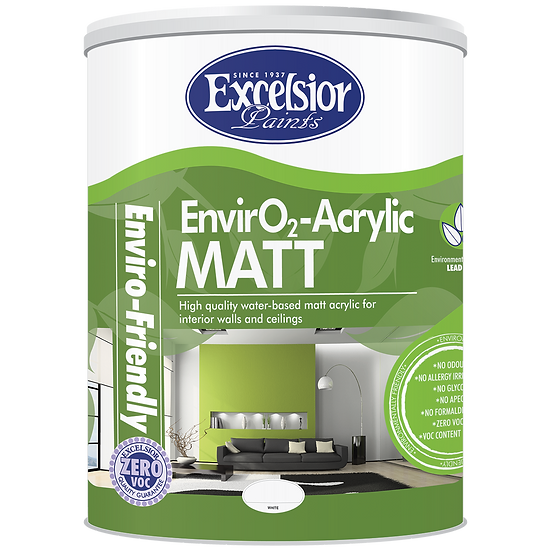 EnvirO2 Acrylic Matt