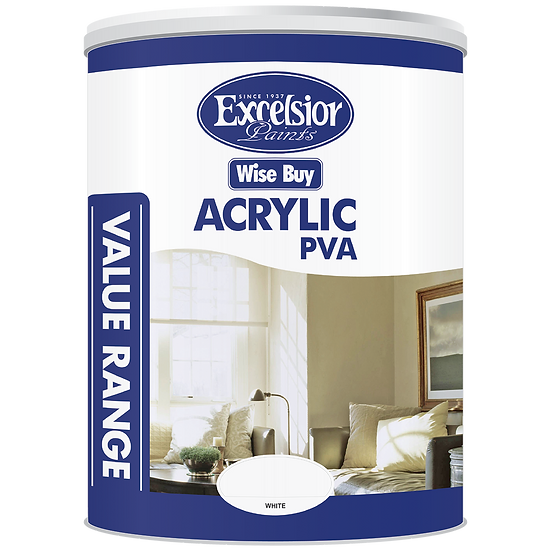 Wise Buy Acrylic PVA