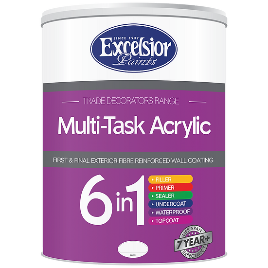 Trade Decorators Multi-Task Acrylic