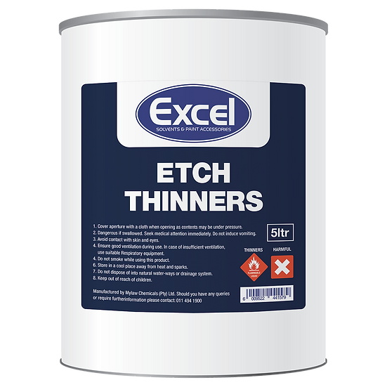 Etch Thinners