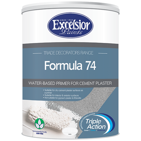 Trade Decorators Formula 74