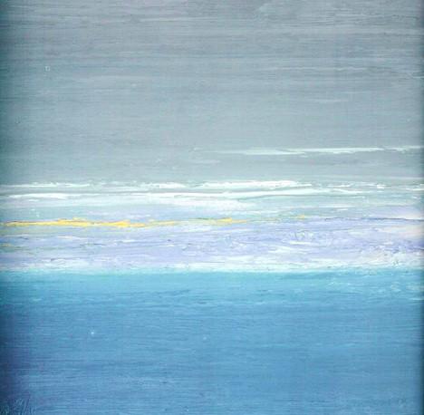 At the Horizon, Study 3-5-2011