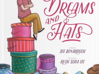 Ruth Sora Lee, MAT '09 Illustrates New Book