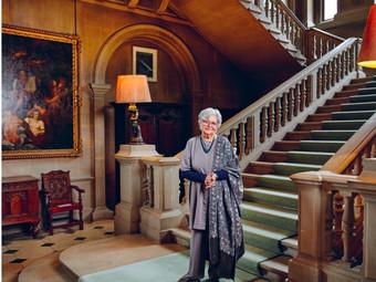 Salima Hashami MA '90 awarded an honorary doctorate