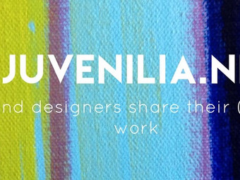 Amy Charleroy MA '01 Launches JUVENILIA