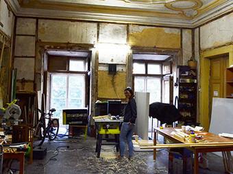 MA ALUMNA COLLABORATES WITH RISD'S DEPARTMENT OF INTERIOR ARCHITECTURE