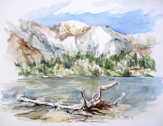 Eaton-Koch's art work