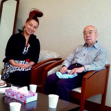 ジェナの相談相手は今は亡き船井幸雄先生