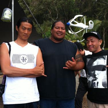 Shing02   &  Wes  &  DJ A1