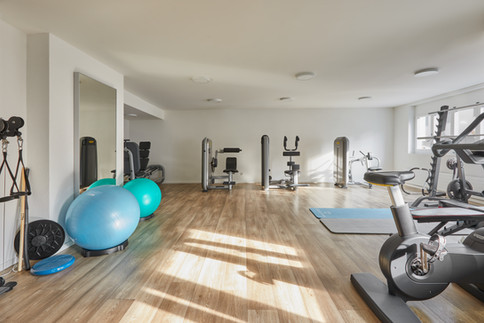 Fitnessraum Physiotherapie Life in Laufen/BL