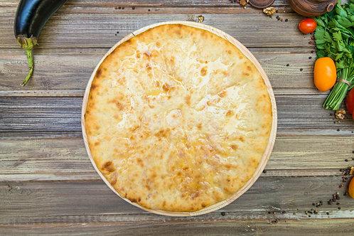 Уалибах с осетинским сыром