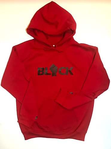 For the Love of Black Business Hoodie